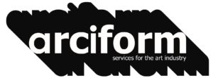 arciform logo template b&w-1