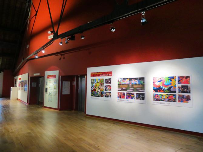 Outreach & Education Exhibition