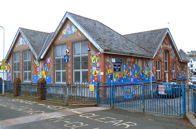 Oystermouth Primary School Mural  Art Across The City. Cheap Sticker Labels. Children's Banners. Vintage Poster Lettering. World Wide Web Logo. Pastel Color Banners. Native American Stickers. Marker Crayola Lettering. Record Lettering