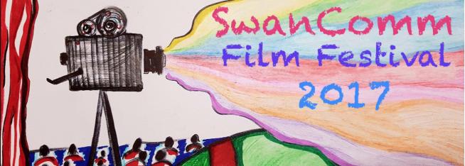 2017 SwanComm Film Festival Design